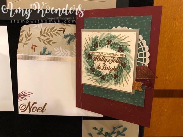 Stampin Up 2018 Holiday Catalog Sneak Peeks Stamp