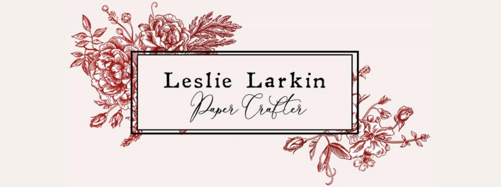 Leslie Larkin Paper Crafter